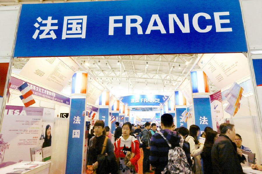 club france la france esp re accueillir 50 000 tudiants chinois en 2015. Black Bedroom Furniture Sets. Home Design Ideas